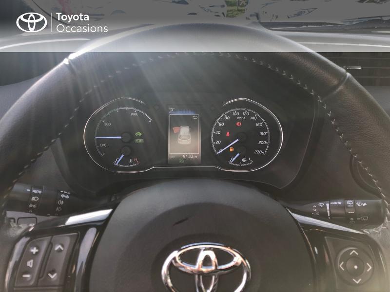 Photo 13 de l'offre de TOYOTA Yaris 100h Collection 5p RC18 à 14490€ chez Rizzon Auto - Toyota St Brieuc
