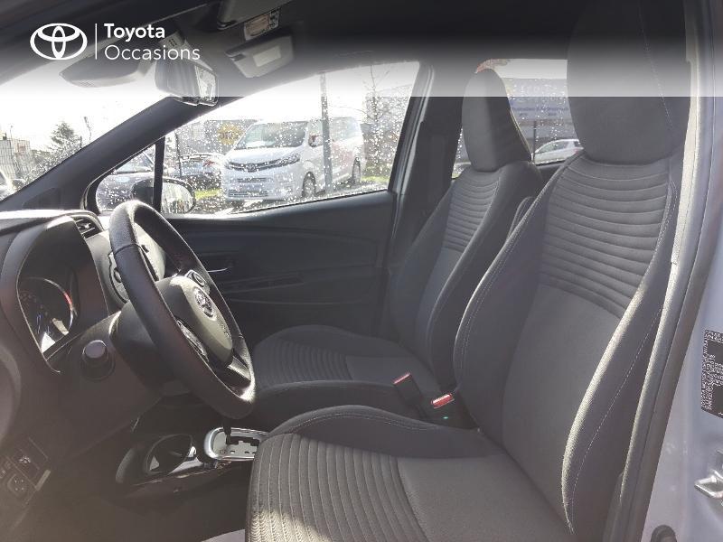 Photo 11 de l'offre de TOYOTA Yaris 100h Collection 5p RC18 à 14490€ chez Rizzon Auto - Toyota St Brieuc