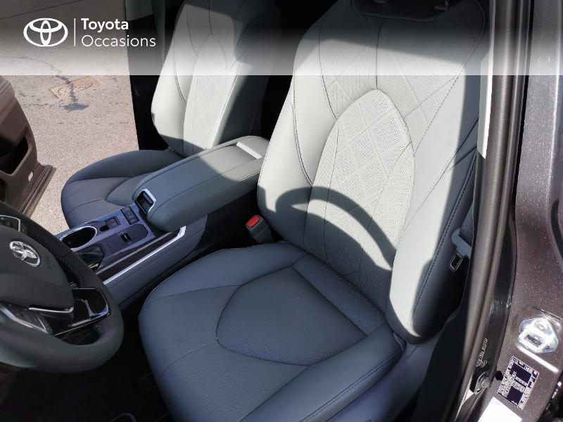 Photo 12 de l'offre de TOYOTA Highlander Hybrid 248ch Lounge AWD-I à 60490€ chez Rizzon Auto - Toyota St Brieuc
