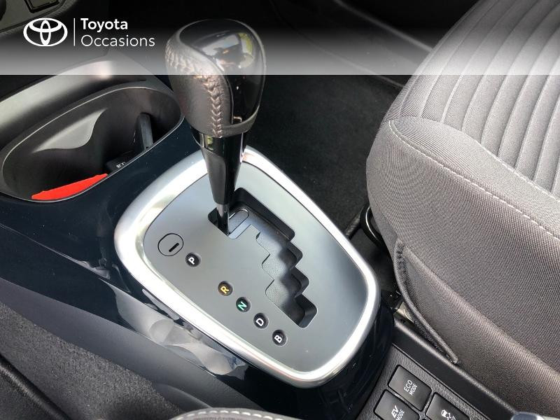 Photo 22 de l'offre de TOYOTA Yaris 100h Collection 5p RC18 à 14490€ chez Rizzon Auto - Toyota St Brieuc