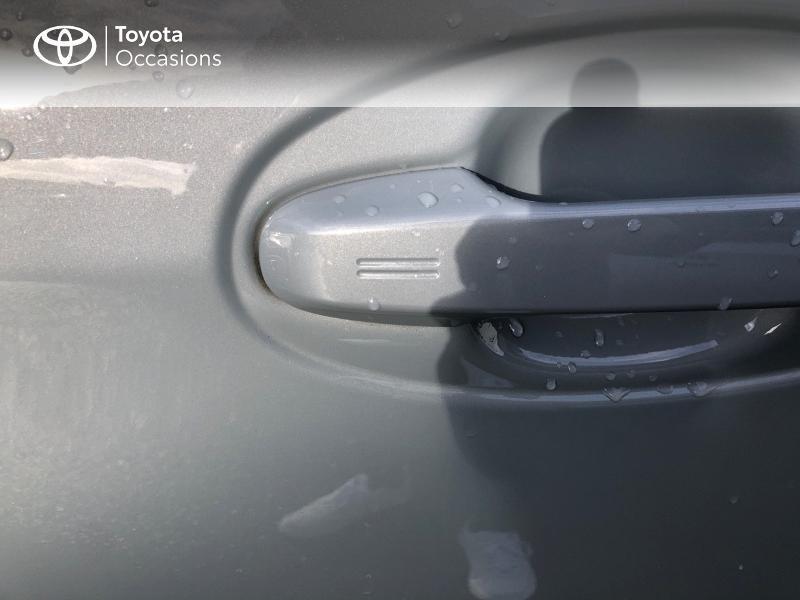Photo 21 de l'offre de TOYOTA Yaris 100h Collection 5p RC18 à 14490€ chez Rizzon Auto - Toyota St Brieuc