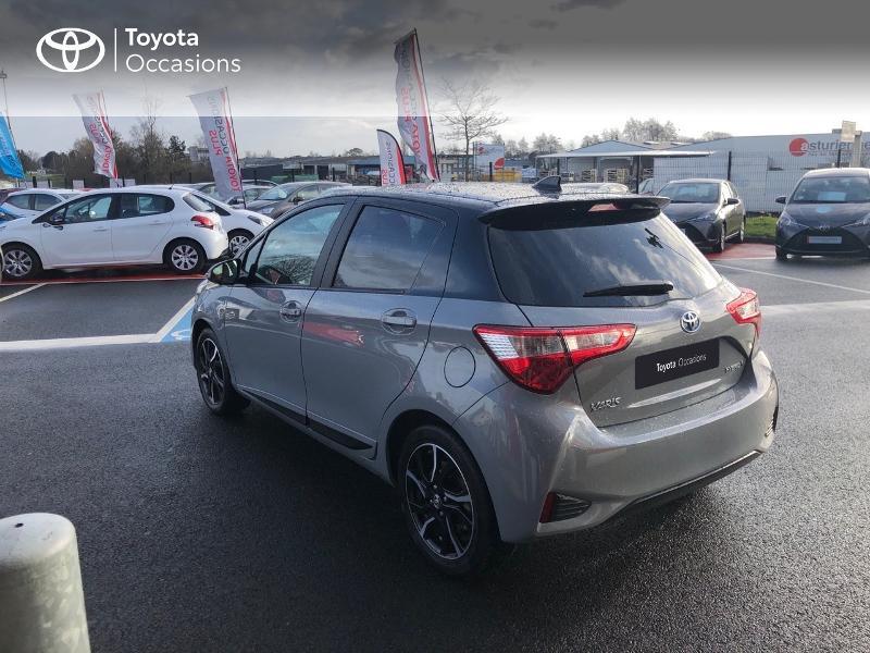 Photo 24 de l'offre de TOYOTA Yaris 100h Collection 5p RC18 à 14490€ chez Rizzon Auto - Toyota St Brieuc