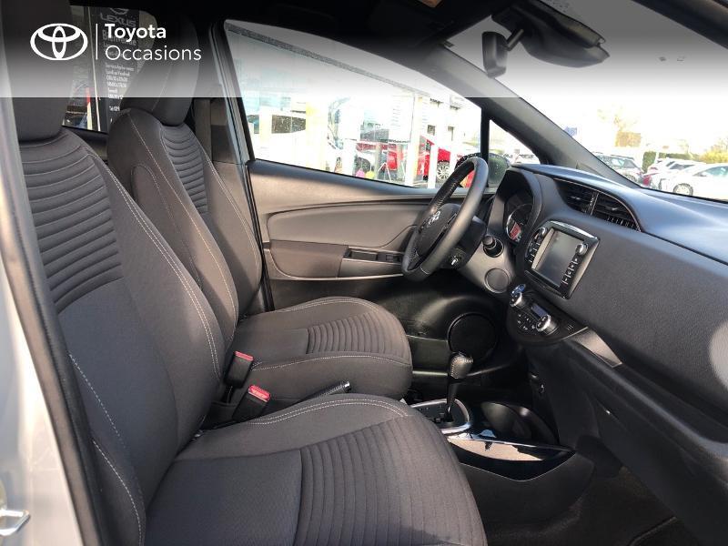 Photo 6 de l'offre de TOYOTA Yaris 100h Collection 5p RC18 à 14490€ chez Rizzon Auto - Toyota St Brieuc