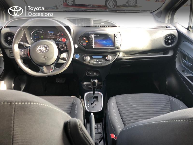 Photo 8 de l'offre de TOYOTA Yaris 100h Collection 5p RC18 à 14490€ chez Rizzon Auto - Toyota St Brieuc