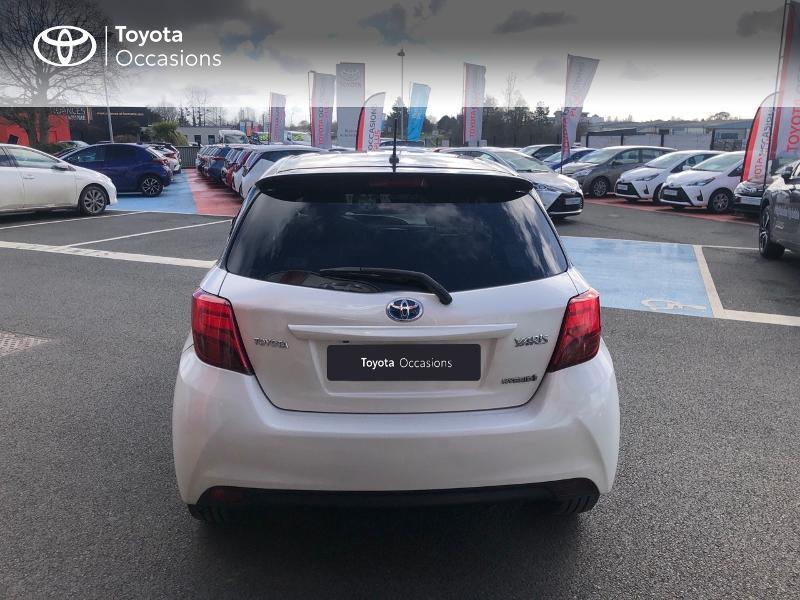 Photo 21 de l'offre de TOYOTA Yaris HSD 100h Collection 5p à 13490€ chez Rizzon Auto - Toyota St Brieuc