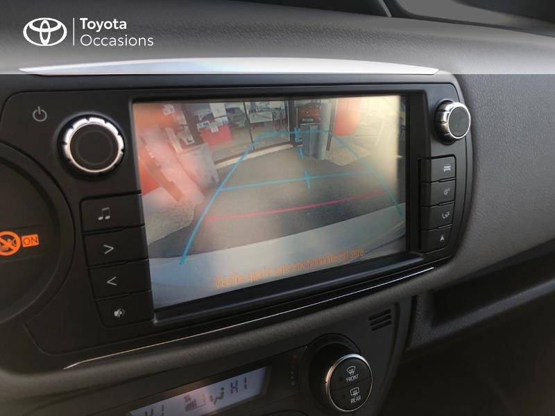 Photo 17 de l'offre de TOYOTA Yaris HSD 100h Collection 5p à 13490€ chez Rizzon Auto - Toyota St Brieuc