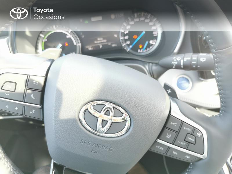 Photo 13 de l'offre de TOYOTA Highlander Hybrid 248ch Lounge AWD-I à 60490€ chez Rizzon Auto - Toyota St Brieuc
