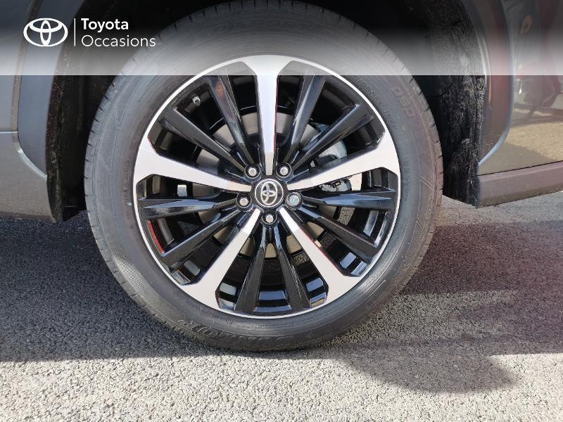 Photo 16 de l'offre de TOYOTA Highlander Hybrid 248ch Lounge AWD-I à 60490€ chez Rizzon Auto - Toyota St Brieuc