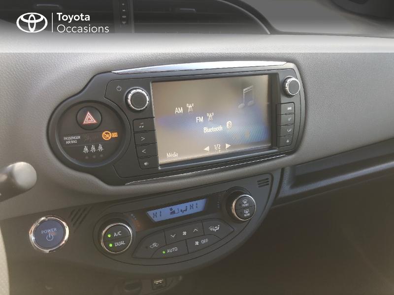 Photo 15 de l'offre de TOYOTA Yaris HSD 100h Collection 5p à 13490€ chez Rizzon Auto - Toyota St Brieuc