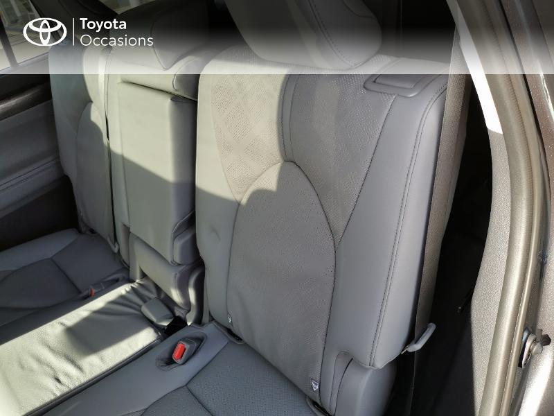 Photo 7 de l'offre de TOYOTA Highlander Hybrid 248ch Lounge AWD-I à 60490€ chez Rizzon Auto - Toyota St Brieuc