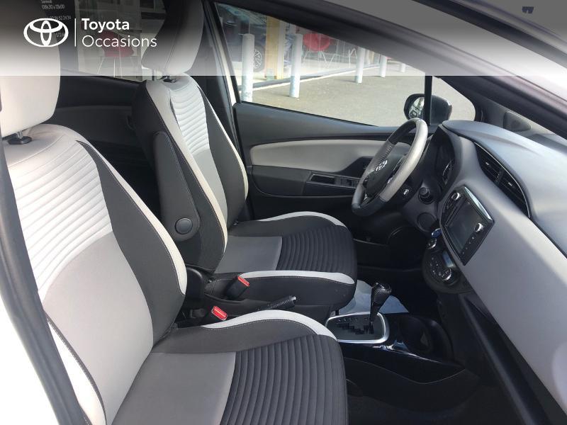 Photo 6 de l'offre de TOYOTA Yaris HSD 100h Collection 5p à 13490€ chez Rizzon Auto - Toyota St Brieuc