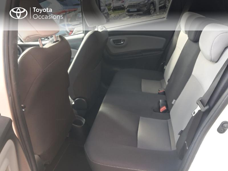Photo 12 de l'offre de TOYOTA Yaris HSD 100h Collection 5p à 13490€ chez Rizzon Auto - Toyota St Brieuc