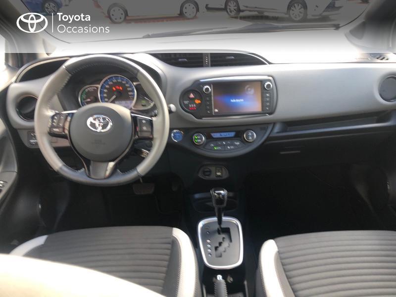 Photo 8 de l'offre de TOYOTA Yaris HSD 100h Collection 5p à 13490€ chez Rizzon Auto - Toyota St Brieuc