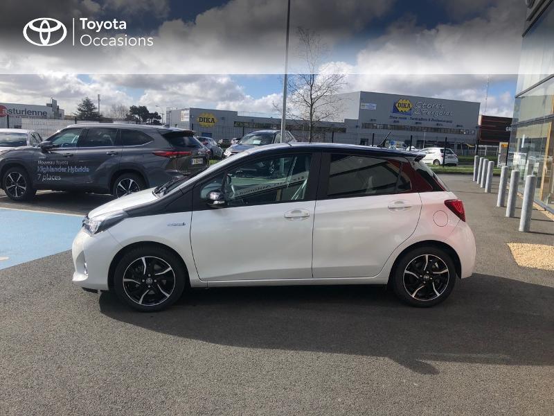 Photo 20 de l'offre de TOYOTA Yaris HSD 100h Collection 5p à 13490€ chez Rizzon Auto - Toyota St Brieuc