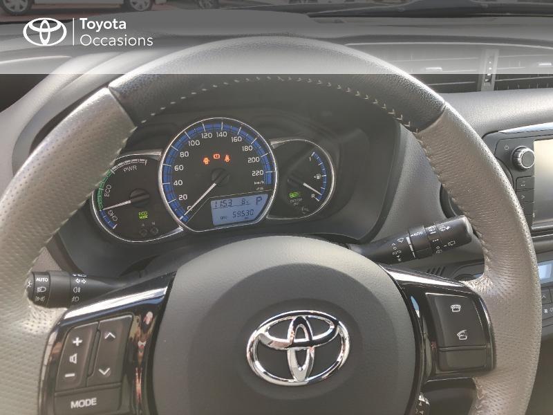 Photo 13 de l'offre de TOYOTA Yaris HSD 100h Collection 5p à 13490€ chez Rizzon Auto - Toyota St Brieuc