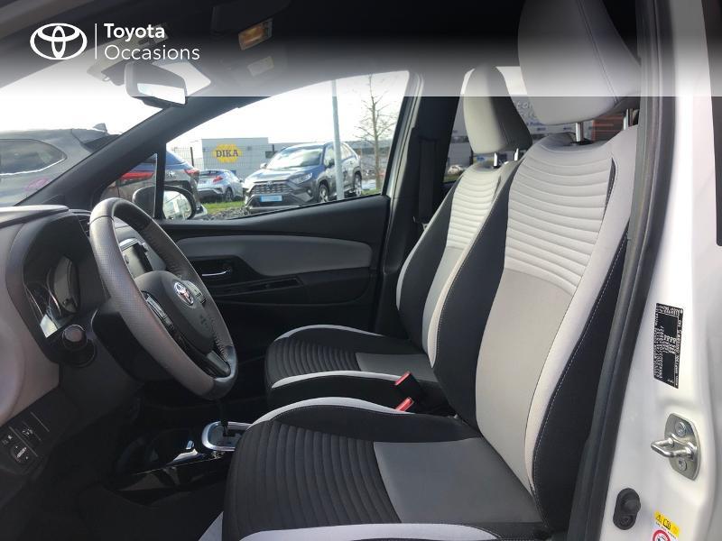 Photo 11 de l'offre de TOYOTA Yaris HSD 100h Collection 5p à 13490€ chez Rizzon Auto - Toyota St Brieuc