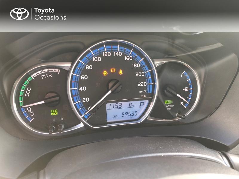 Photo 14 de l'offre de TOYOTA Yaris HSD 100h Collection 5p à 13490€ chez Rizzon Auto - Toyota St Brieuc
