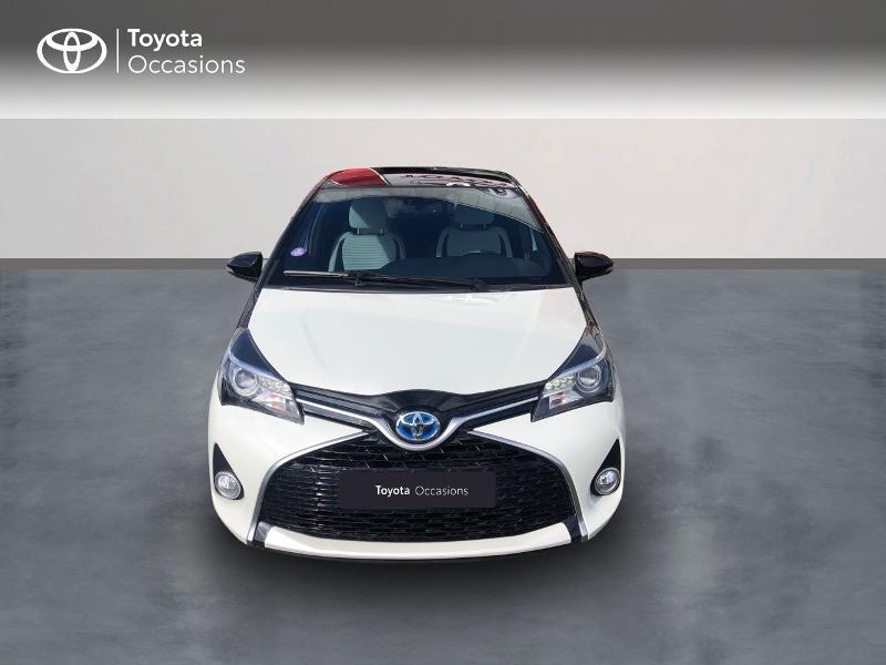 Photo 5 de l'offre de TOYOTA Yaris HSD 100h Collection 5p à 13490€ chez Rizzon Auto - Toyota St Brieuc