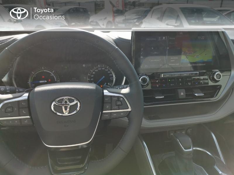 Photo 9 de l'offre de TOYOTA Highlander Hybrid 248ch Lounge AWD-I à 60490€ chez Rizzon Auto - Toyota St Brieuc