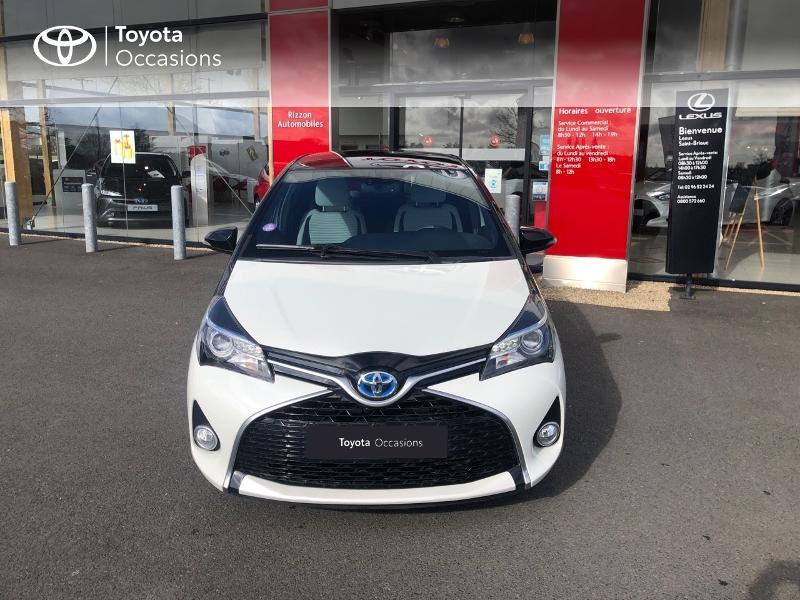 Photo 22 de l'offre de TOYOTA Yaris HSD 100h Collection 5p à 13490€ chez Rizzon Auto - Toyota St Brieuc
