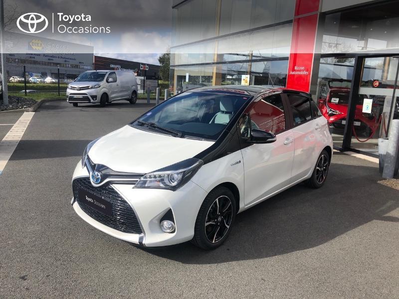 Photo 18 de l'offre de TOYOTA Yaris HSD 100h Collection 5p à 13490€ chez Rizzon Auto - Toyota St Brieuc