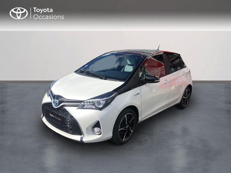Photo 1 de l'offre de TOYOTA Yaris HSD 100h Collection 5p à 13490€ chez Rizzon Auto - Toyota St Brieuc