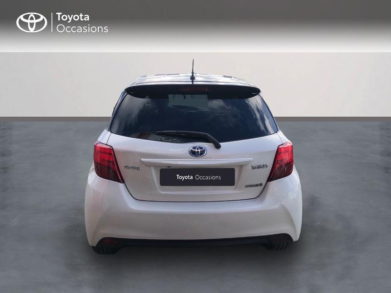 Photo 4 de l'offre de TOYOTA Yaris HSD 100h Collection 5p à 13490€ chez Rizzon Auto - Toyota St Brieuc