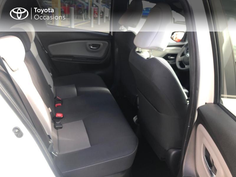 Photo 7 de l'offre de TOYOTA Yaris HSD 100h Collection 5p à 13490€ chez Rizzon Auto - Toyota St Brieuc