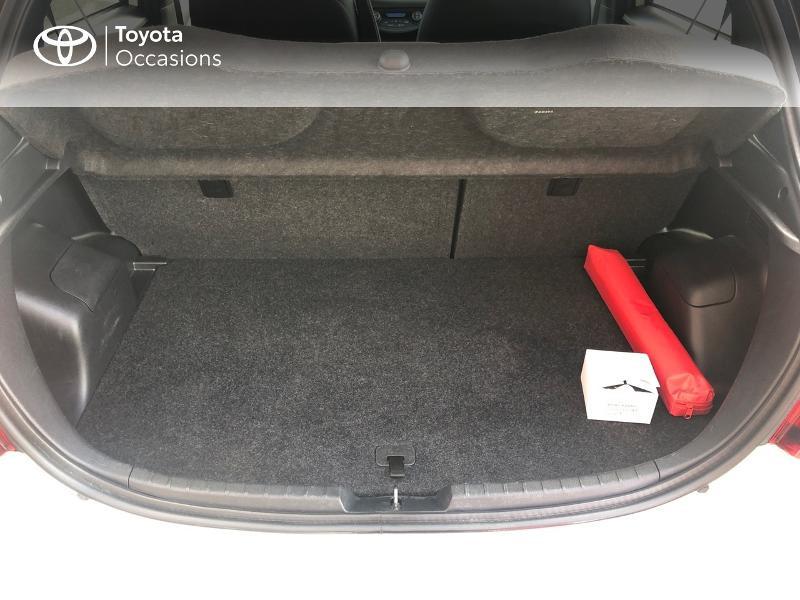 Photo 10 de l'offre de TOYOTA Yaris HSD 100h Collection 5p à 13490€ chez Rizzon Auto - Toyota St Brieuc