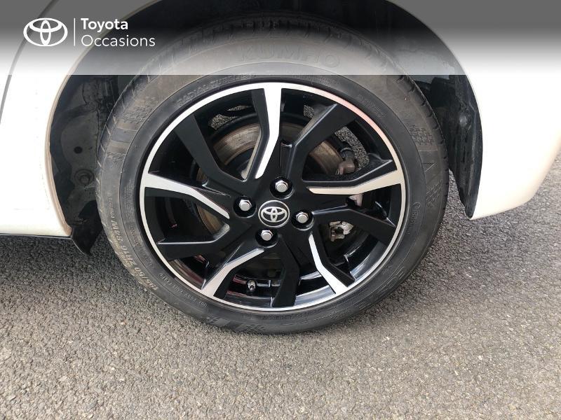 Photo 16 de l'offre de TOYOTA Yaris HSD 100h Collection 5p à 13490€ chez Rizzon Auto - Toyota St Brieuc