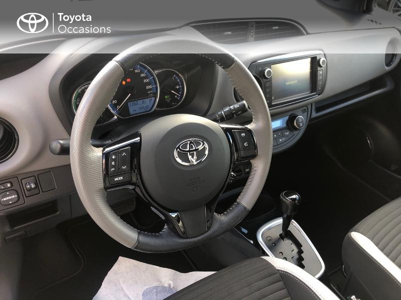 Photo 9 de l'offre de TOYOTA Yaris HSD 100h Collection 5p à 13490€ chez Rizzon Auto - Toyota St Brieuc