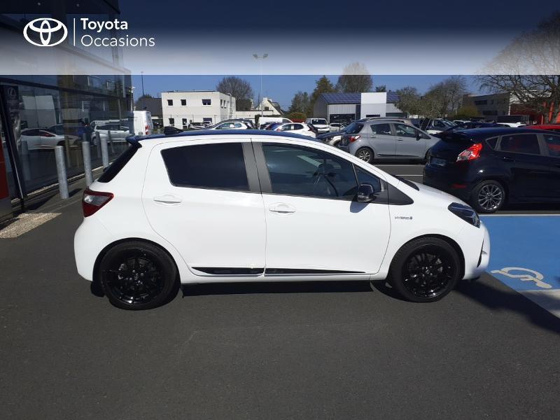 Photo 17 de l'offre de TOYOTA Yaris 100h GR SPORT 5p MY19 à 16990€ chez Rizzon Auto - Toyota St Brieuc