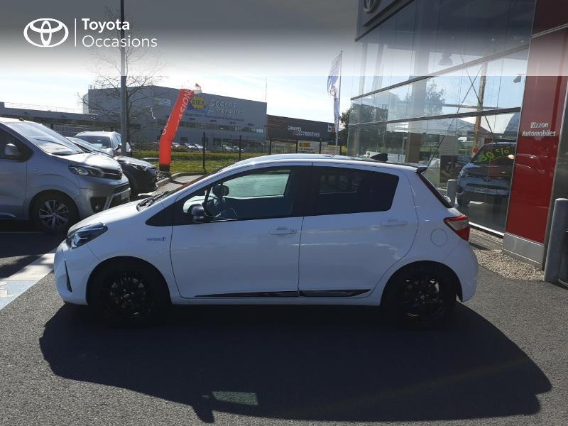 Photo 27 de l'offre de TOYOTA Yaris 100h GR SPORT 5p MY19 à 16990€ chez Rizzon Auto - Toyota St Brieuc