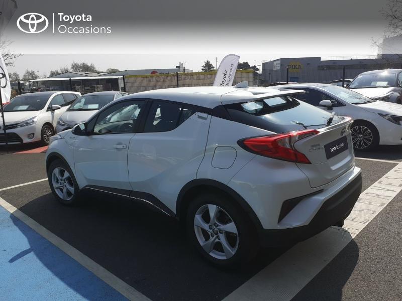 Photo 26 de l'offre de TOYOTA C-HR 122h Dynamic 2WD E-CVT à 20290€ chez Rizzon Auto - Toyota St Brieuc