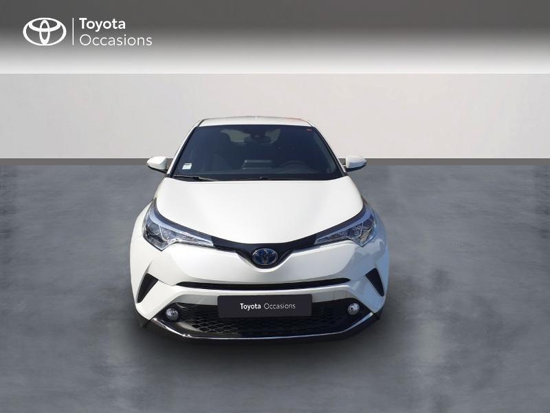 Photo 5 de l'offre de TOYOTA C-HR 122h Dynamic 2WD E-CVT à 20290€ chez Rizzon Auto - Toyota St Brieuc