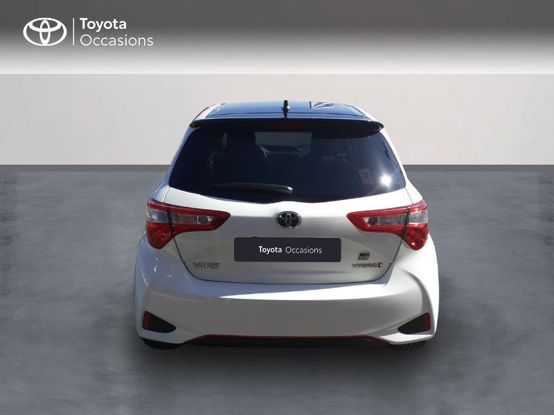 Photo 4 de l'offre de TOYOTA Yaris 100h GR SPORT 5p MY19 à 16990€ chez Rizzon Auto - Toyota St Brieuc
