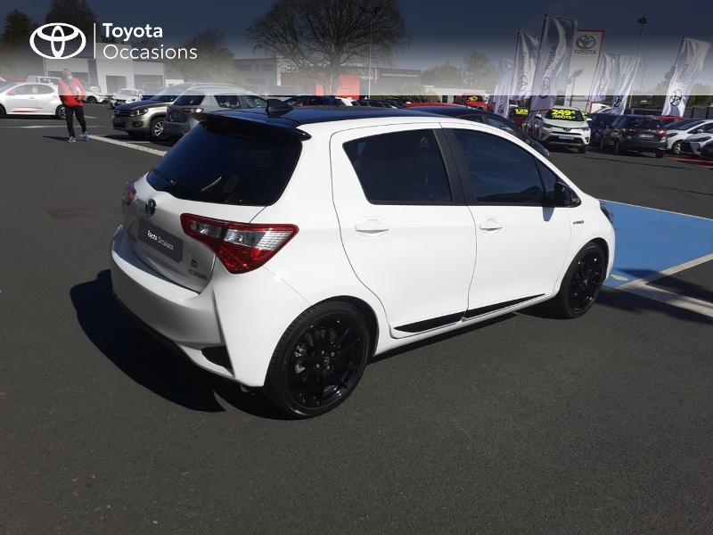 Photo 18 de l'offre de TOYOTA Yaris 100h GR SPORT 5p MY19 à 16990€ chez Rizzon Auto - Toyota St Brieuc