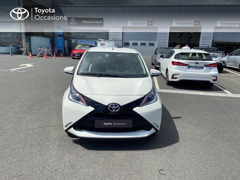 Photo 29 de l'offre de TOYOTA Aygo 1.0 VVT-i 72ch x-play 5p à 8990€ chez Rizzon Auto - Toyota St Brieuc