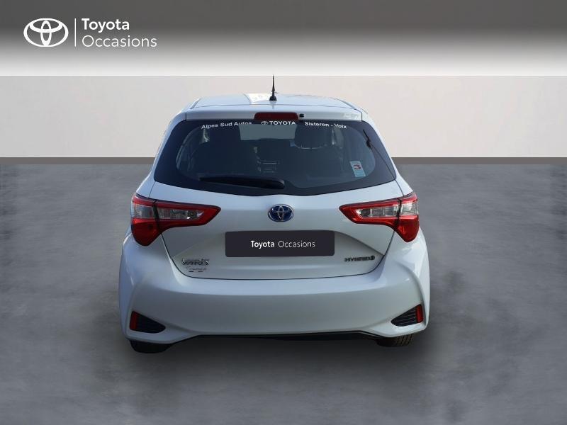 Photo 4 de l'offre de TOYOTA Yaris 100h France 5p MY19 à 12490€ chez Rizzon Auto - Toyota St Brieuc