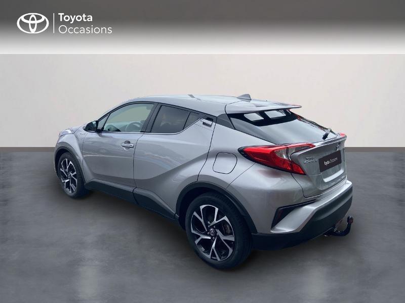 Photo 2 de l'offre de TOYOTA C-HR 122h Edition 2WD E-CVT RC18 à 20490€ chez Rizzon Auto - Toyota St Brieuc