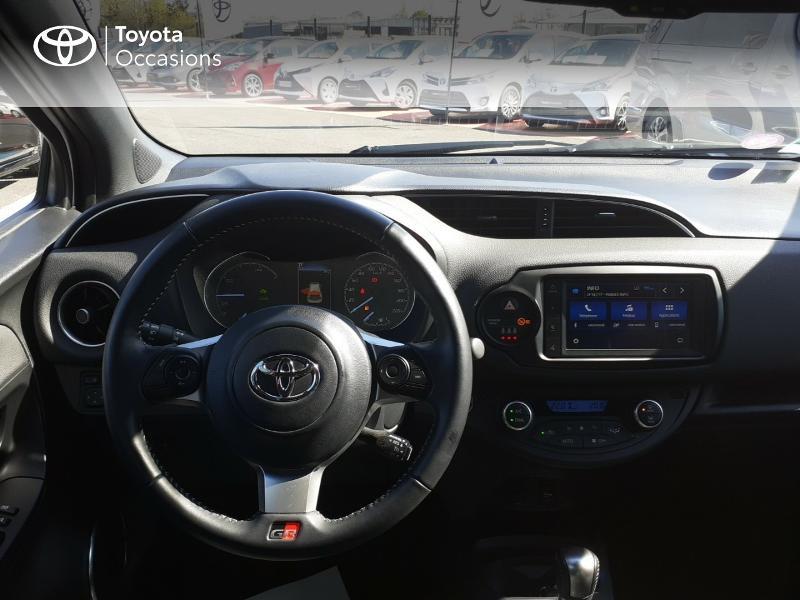 Photo 8 de l'offre de TOYOTA Yaris 100h GR SPORT 5p MY19 à 16990€ chez Rizzon Auto - Toyota St Brieuc