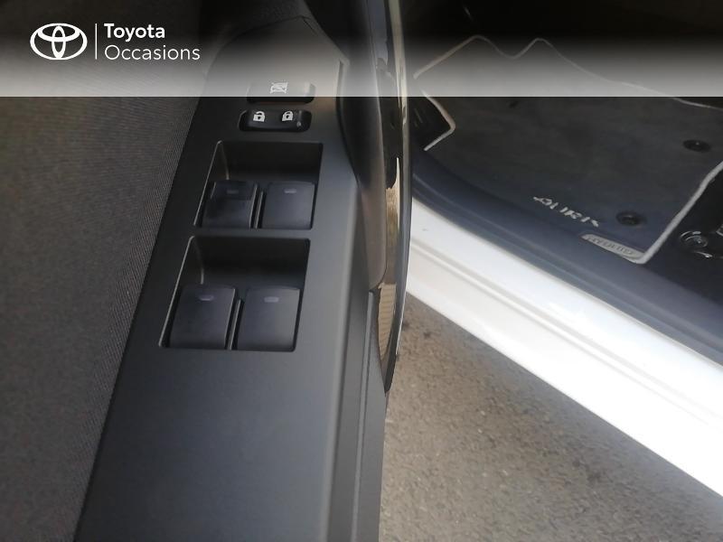 Photo 12 de l'offre de TOYOTA Auris HSD 136h Dynamic Business à 17490€ chez Rizzon Auto - Toyota St Brieuc