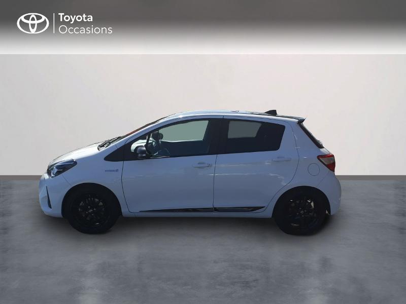 Photo 3 de l'offre de TOYOTA Yaris 100h GR SPORT 5p MY19 à 16990€ chez Rizzon Auto - Toyota St Brieuc