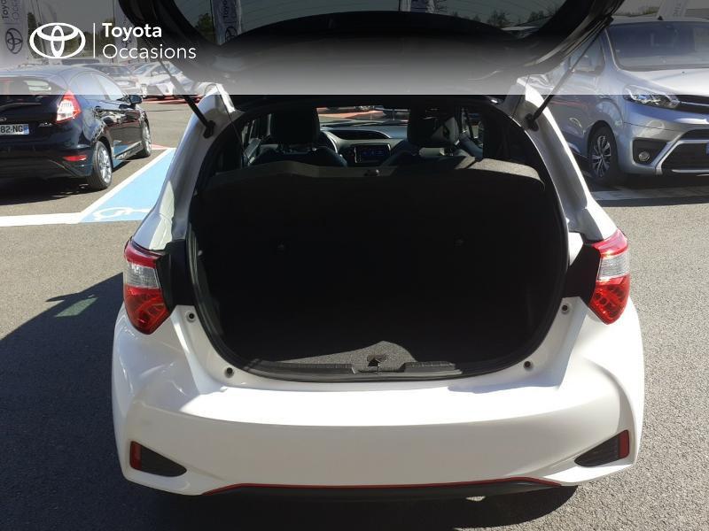Photo 10 de l'offre de TOYOTA Yaris 100h GR SPORT 5p MY19 à 16990€ chez Rizzon Auto - Toyota St Brieuc