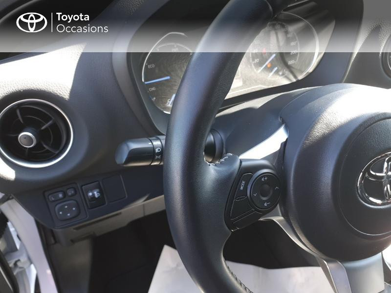 Photo 20 de l'offre de TOYOTA Yaris 100h GR SPORT 5p MY19 à 16990€ chez Rizzon Auto - Toyota St Brieuc