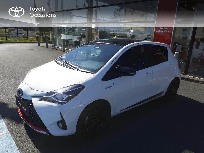 Photo 25 de l'offre de TOYOTA Yaris 100h GR SPORT 5p MY19 à 16990€ chez Rizzon Auto - Toyota St Brieuc