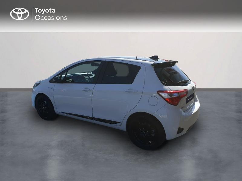 Photo 2 de l'offre de TOYOTA Yaris 100h GR SPORT 5p MY19 à 16990€ chez Rizzon Auto - Toyota St Brieuc