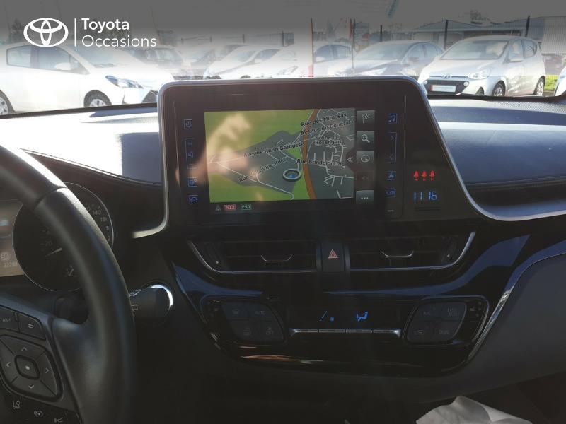 Photo 15 de l'offre de TOYOTA C-HR 122h Edition 2WD E-CVT RC18 à 21890€ chez Rizzon Auto - Toyota St Brieuc