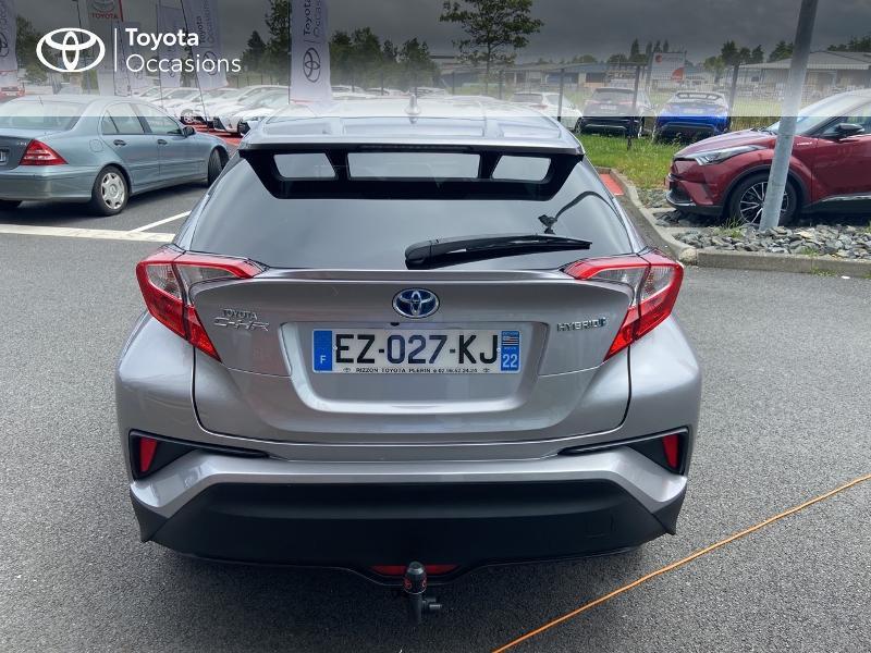 Photo 10 de l'offre de TOYOTA C-HR 122h Edition 2WD E-CVT RC18 à 20490€ chez Rizzon Auto - Toyota St Brieuc