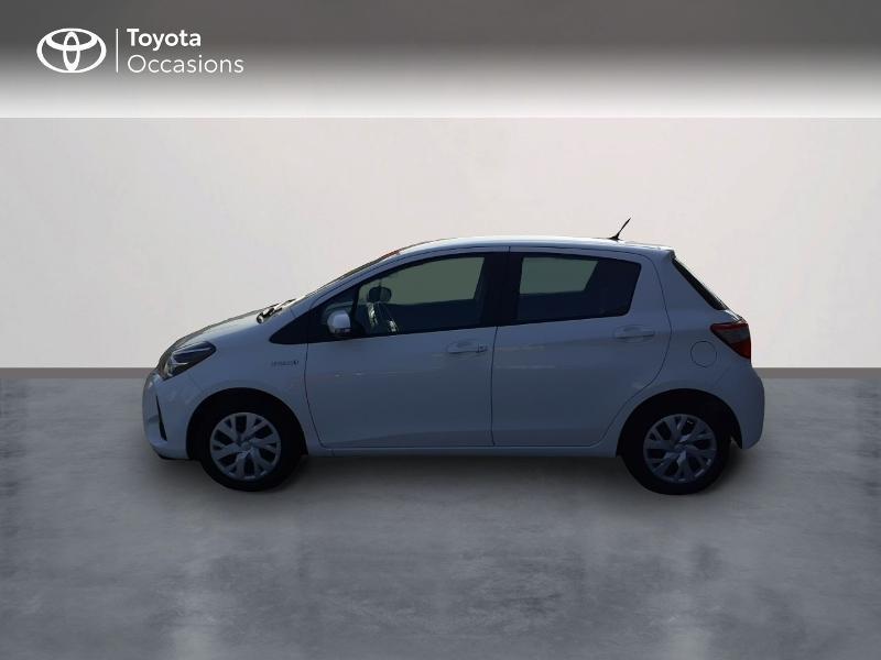 Photo 3 de l'offre de TOYOTA Yaris 100h France 5p MY19 à 12490€ chez Rizzon Auto - Toyota St Brieuc